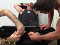 Straight israeli vidz man gets  super paid for gay sex dvds Dolan Wolf Jerked &