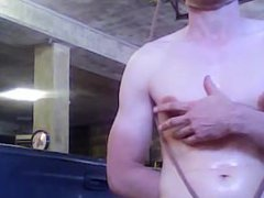Neighbor finally vidz gets revenge  super on hunk and dominates his 8.5 inch dick