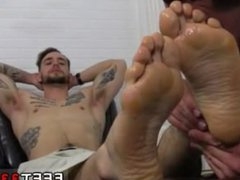Best gay vidz foot porn  super tube KC's New Foot & Sock Slave