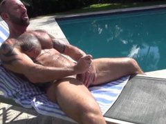 Hung Muscle vidz Daddy Vic  super Rocco