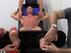 Hairy legs vidz and ass  super nude men gay Johnny Gets Tickled Naked