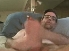 double fist vidz jerk &  super cum