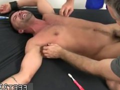 Surfer gay vidz feet porn  super first time Dominic Pacifico Tickled Naked