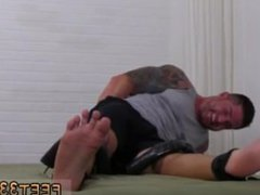 Funny gay vidz sex stories  super Clint Gets Naked Tickle Treatment