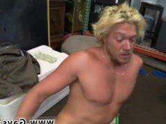Straight men vidz in jocks  super fucking men gay Blonde muscle surfer man needs cash