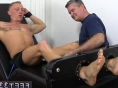 Gay twinks vidz nude legs  super movietures Cristian Tickled In The Tickle Chair