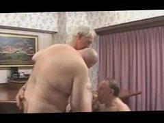 Grandpa And vidz Daddies Threesome