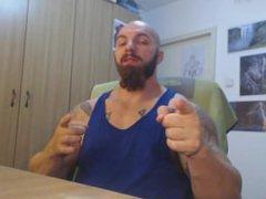 Muscle Viking vidz oil &  super cock preview