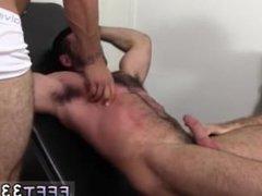 Mature and vidz boys feet  super gay full length Billy Santoro Ticked Naked