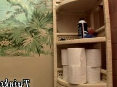 Young gay vidz twink movies  super gay twinks chat Unloading In The Toilet Bowl