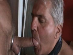 swallowing a vidz cumshot