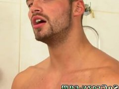 Gay twink vidz in thong  super fucked hard black cock It's the shower romp of every