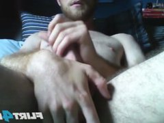 Horny Guy vidz Spreads His  super Ass and Strokes His Big Dick