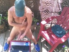 Outdoor morning vidz edging session  super #2