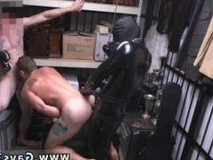 Straight oriental vidz boys gay  super first time Dungeon master with a gimp