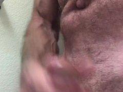 Blowing a vidz load