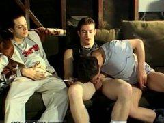 Gay men vidz in jeans  super xxx porn movies Garage Smoke Orgy