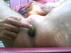 Outdoor zucchini vidz session #6