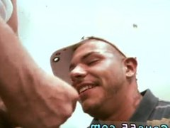 Naked outdoors vidz outside public  super movies gay Tristan and John Magnum got it
