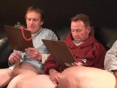 White Trash vidz Dads -  super Threeway