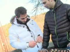Naked teen vidz guys public  super pranks gay [ www.gays55.com ] Hitch Hikers Love