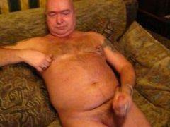 daddy bear vidz masturbation-orgasm