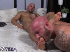 Male asian vidz galleries of  super feet gay Brothers Brayden & Drake Worship Each