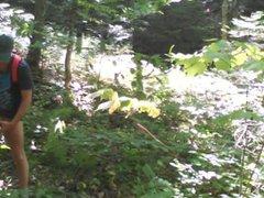Forest voyeur vidz edging jerk  super off session #2