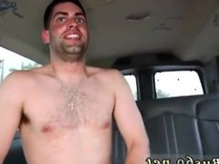 Meaty straight vidz men gay  super Dude With Dick Piercing gets Ass On The BaitBus