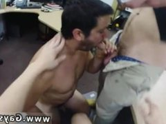Straight rugged vidz men fucking  super gay Straight stud heads gay for cash he needs