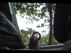 short cameratest vidz in my  super new car