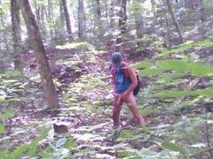 Forest voyeur vidz edging jerk  super off session #3