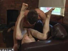 Russian twinks vidz gallery and  super black gay ride porn James Takes His Cum Shower!