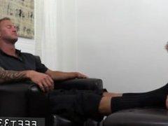 Short twink vidz gay porn  super mobile Dev Worships Jason James' Manly Feet