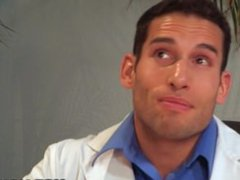 HotHouse Latino vidz Nurse Bangs  super Hunky Doctor