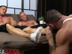 Fisting gay vidz man by  super legs Johnny V and Joey D had themselves a real, live