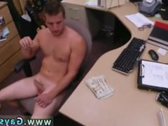 Free gay vidz porn huge  super hung hunks Guy completes up with anal hump threesome