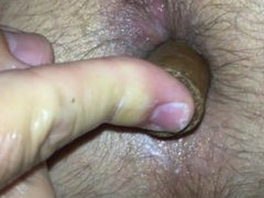Daddy flavors vidz his cigars  super in my cum filled hairy ass