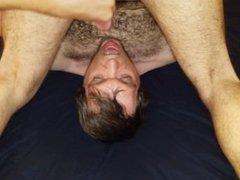 Swallow my vidz cum 3