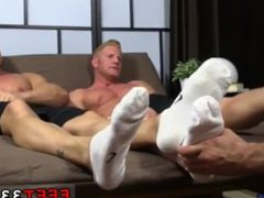 Dark brown vidz latino gay  super twink boy legs Ricky Hypnotized To Worship Johnny &