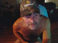 Redneck Face vidz Cumshot