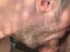 Sucking his vidz boyfriend in  super the woods