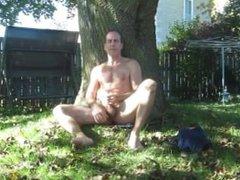 outdoor jerkoff vidz #2