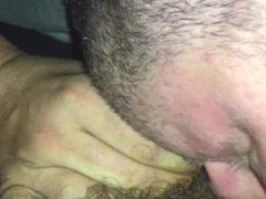 Deep throating vidz Latino big  super dick