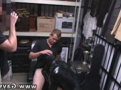 Long haired vidz straight men  super masturbating gay full length Dungeon sir with a