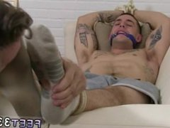 Arab feet vidz and boy  super mature gay KC Captured, Bound & Worshiped