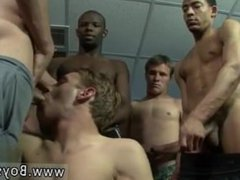 Gay dad vidz cums all  super over twinks face and mouth Brett Styles Goes for