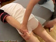 Bi spanking vidz and teen  super boys posing for a spanking gay Spanked Into