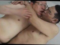 Japanese old vidz man 203