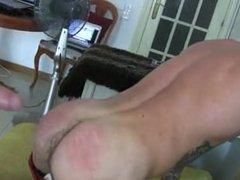 Bareback tattoo vidz gaping
